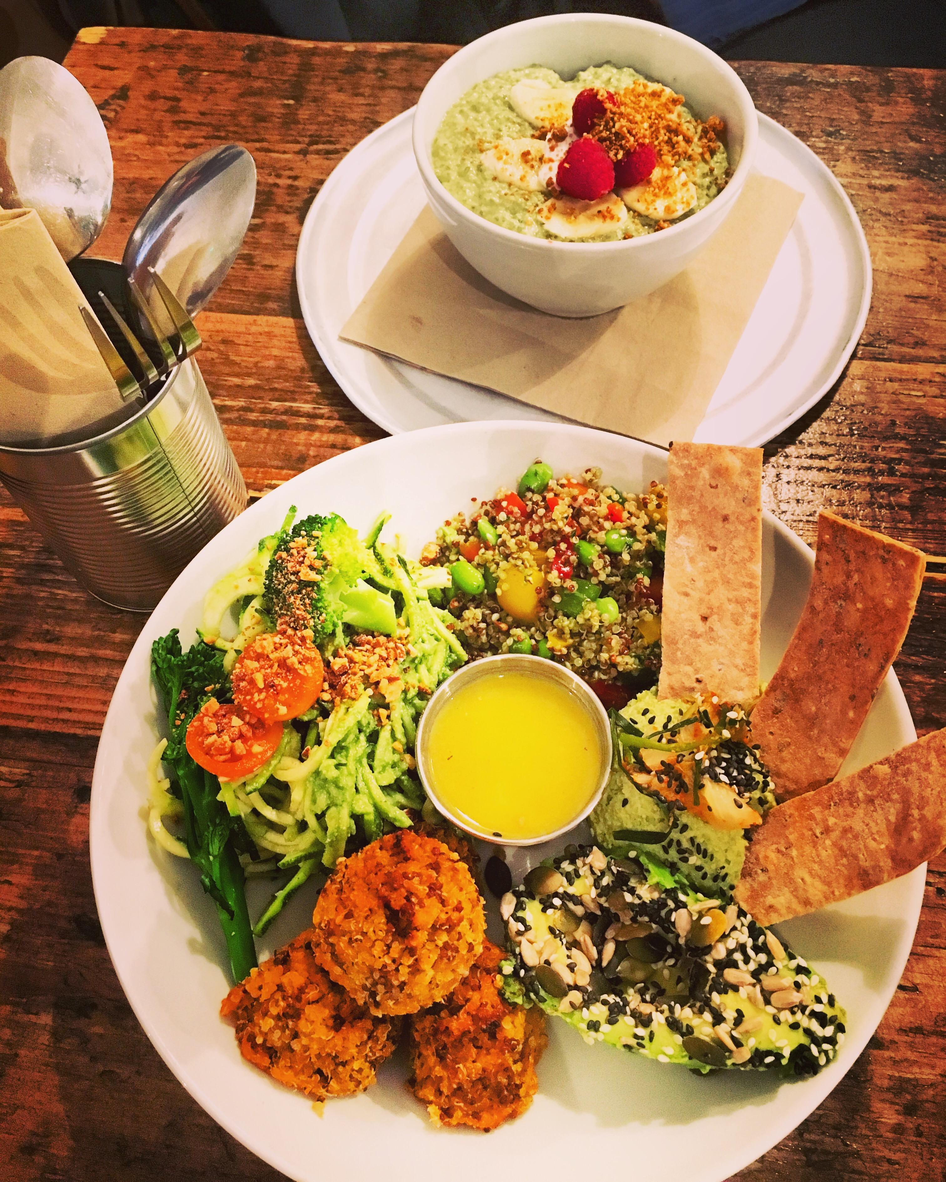 Vegan eats in london helena wilton yoga wild food cafe covent garden forumfinder Gallery