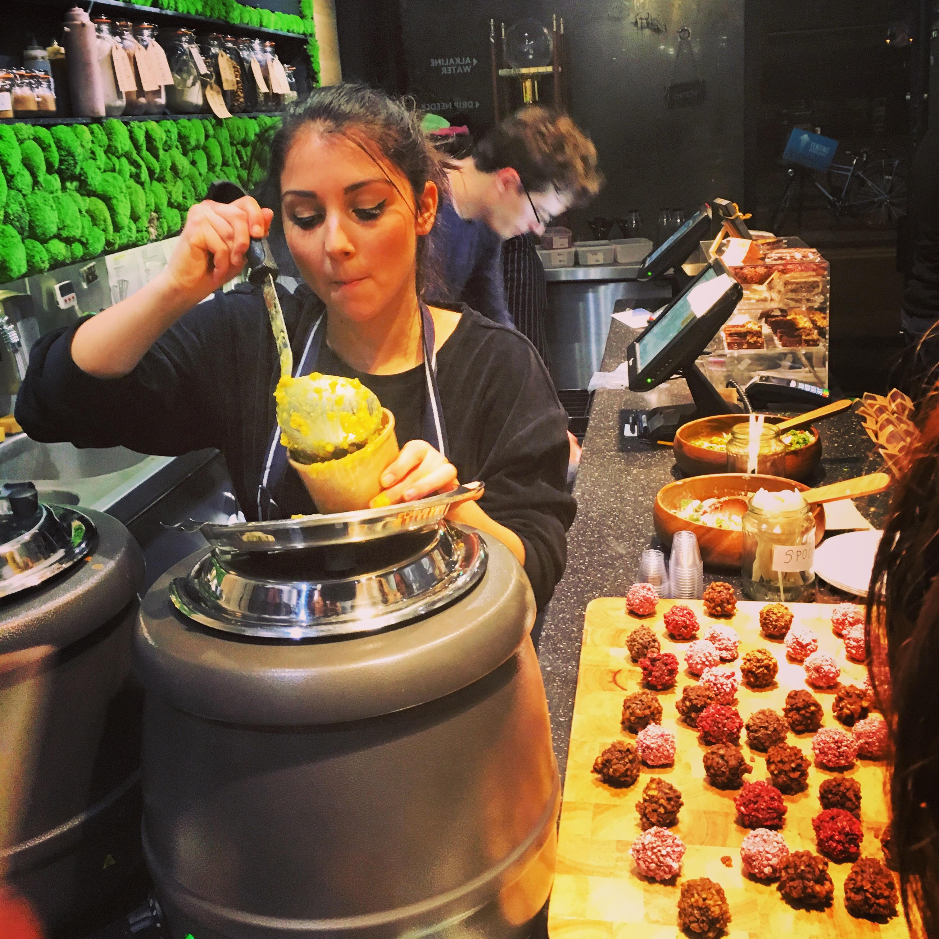 Goodge Place Food Market
